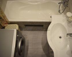 Фото ремонта ванной комнаты: ул. Воронежская
