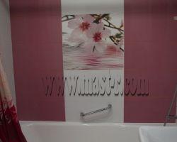 Фото ремонта ванной комнаты: ул. Самаркандский бульвар
