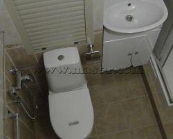 Фото ремонта ванной комнаты: м. Кантемировская, ул. Ереванская